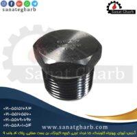 درپوش سیاه دنده ای فولادی با بهترین کیفیت