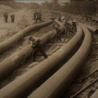 تاریخچه لوله پلی اتیلن